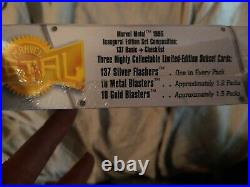 Marvel Metal 1995 Trading Card Box, Fleer, Ultra Rare, Factory sealed