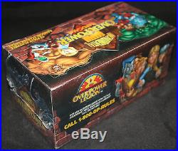 Marvel Monumental Overpower Card Game 12 Fully Playable Starter Decks 1997