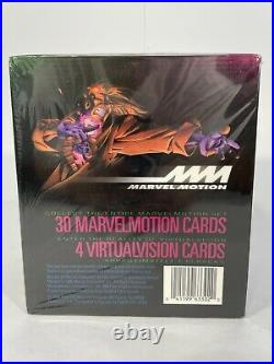Marvel Motion Trading Cards 1996 Sealed Box Fleer/skybox