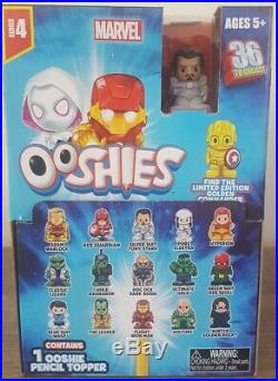 Marvel Ooshies Series 4 Blind Bag Full box of 45
