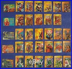 Marvel Overpower 1995 100% Complete Collection + Extras/Expansion Pack Items