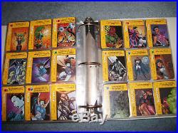Marvel Overpower X-men Expansion Set 200 Cards A-next Devourer Of Worlds X-man