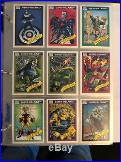 Marvel Stan Lee card set+ Hologram cards