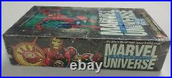 Marvel Universe Series 3 Sealed Trading Card Box Skybox 1992 Sealed Super Heroes