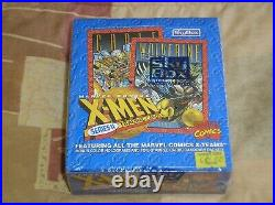 Marvel X-Men Series 2 Trading Cards Sealed Unopened Box 1993 Skybox