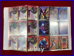 Pepsi Cards Marvel Comics Complete Set 1994 Mexico Edition Trading Cards