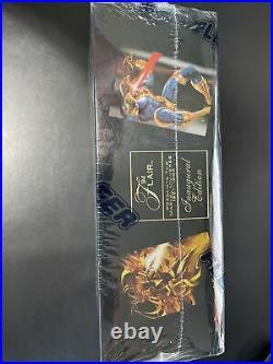 Rare 1994 Flair Marvel Universe Inaugural Edition Trading Cards Sealed Fleer Box