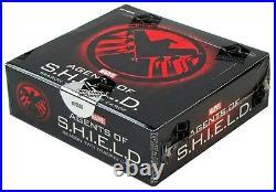 Rittenhouse Marvel Agents of Shield Season 2 Two Hobby Box Trading Card