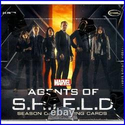 Rittenhouse Marvel Agents of Shield Season One 1 Hobby Box Trading Card