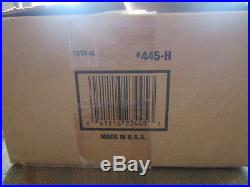 Sealed Case 2003 Hobby Topps Hulk Marvel Sketchagraph Sketch Card Box Bonus
