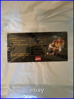 Sealed Flair Marvel'94 Inaugural Edition Trading Card Box 24 Packs