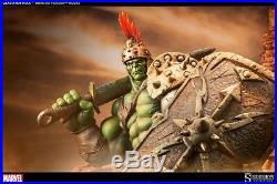 Sideshow Marvel Comics Gladiator Hulk Premium Format Statue (In Stock)