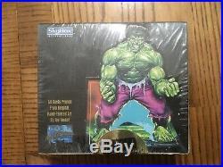 SkyBox International Marvel Masterpieces Box