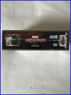 Skybox Marvel Masterpieces Series 2 Trading Card Box, Factory Sealed 2008