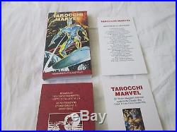 Tarocchi Marvel Rare opportunity to purchase wildly popular Tarot