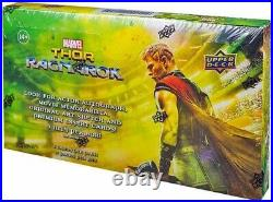 Thor Ragnarok Upper Deck Sealed Box Marvel trading cards