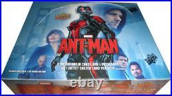 Upper Deck 2015 Marvel Ant-Man Movie Factory Sealed Trading Card Hobby Box