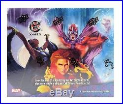 Upper Deck Marvel 2018 Fleer Ultra X-Men Hobby Box BRAND NEW