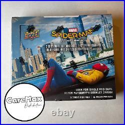 Upper Deck Marvel Spider-Man Homecoming Trading Card Box 2017 SEALED