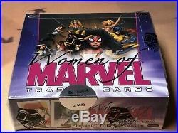 Women of Marvel Series 1 sealed Box Rittenhouse Archives