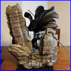 XM Studios Black Panther 1/4 Scale Statue Marvel Tchalla Avenger