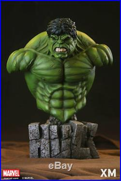 XM Studios Marvel Comics 1/4 Scale Hulk Bust (In Stock)