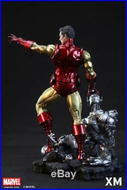 XM Studios Marvel Comics Iron Man Classic Premium Collectibles Statue